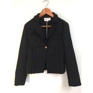 BANANA REPUBLIC Women's Black Blazer